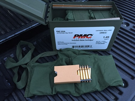Commercial combat pack